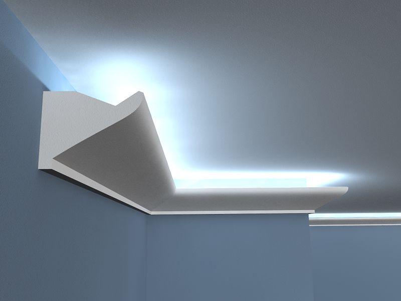 LED Stuckelement LO 6 Wandlichtleiste | Wandleuchte, Led