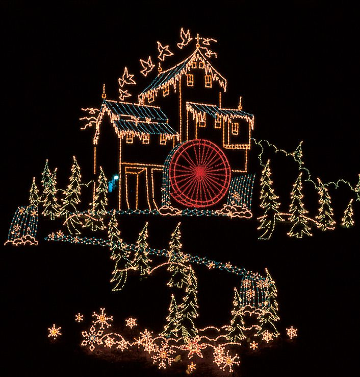 Pigeon Forge Winterfest and Christmas Lights | travel | Pinterest ...