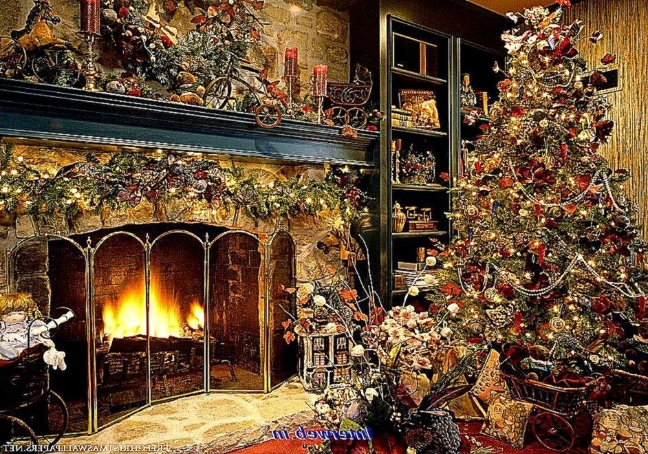 Beautiful Christmas Wallpaper For Desktop Free Best Template Modern Christmas Tree Christmas Decorations Rustic Beautiful Christmas Trees