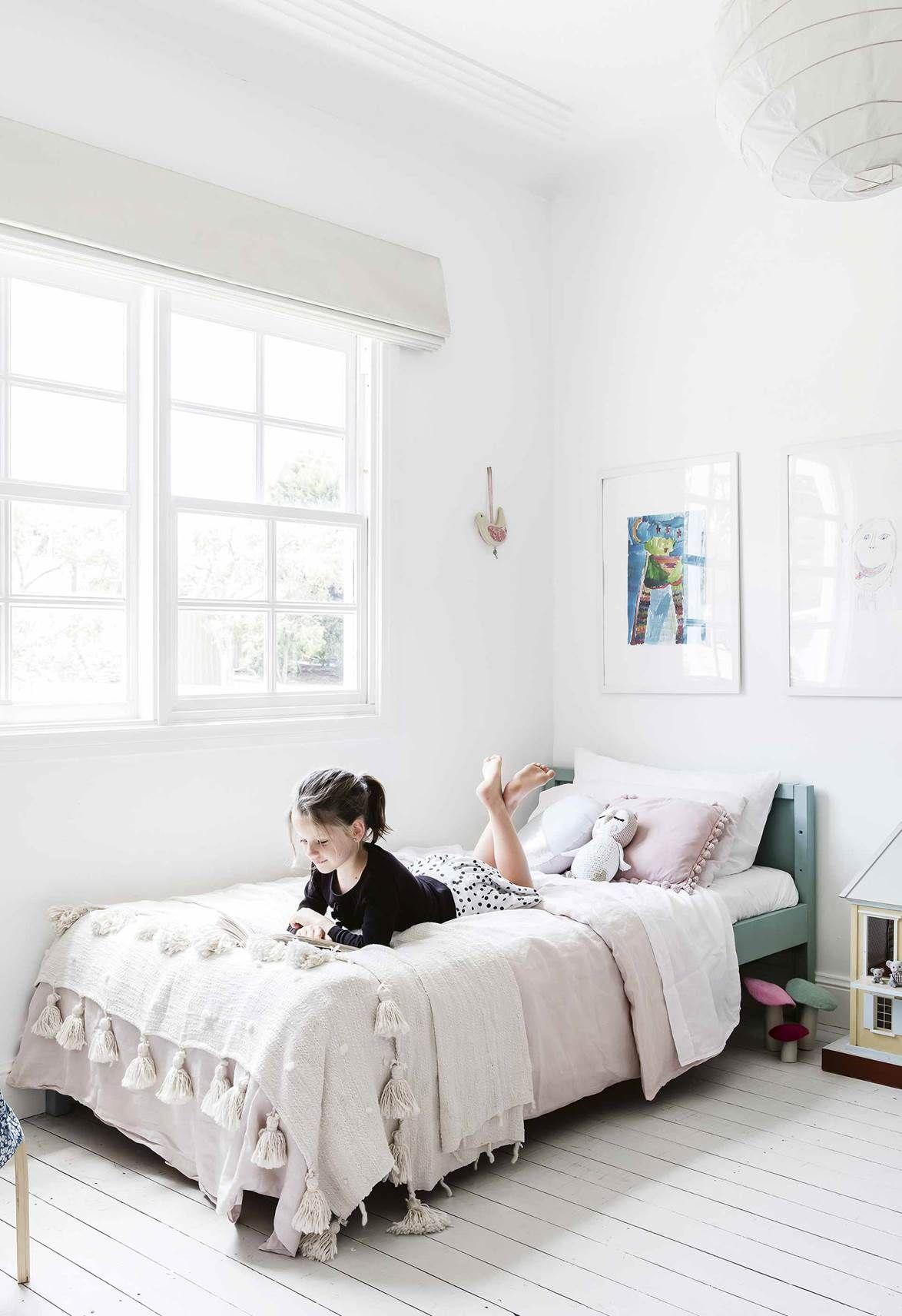 An interior designer's Daylesford weatherboard cottage