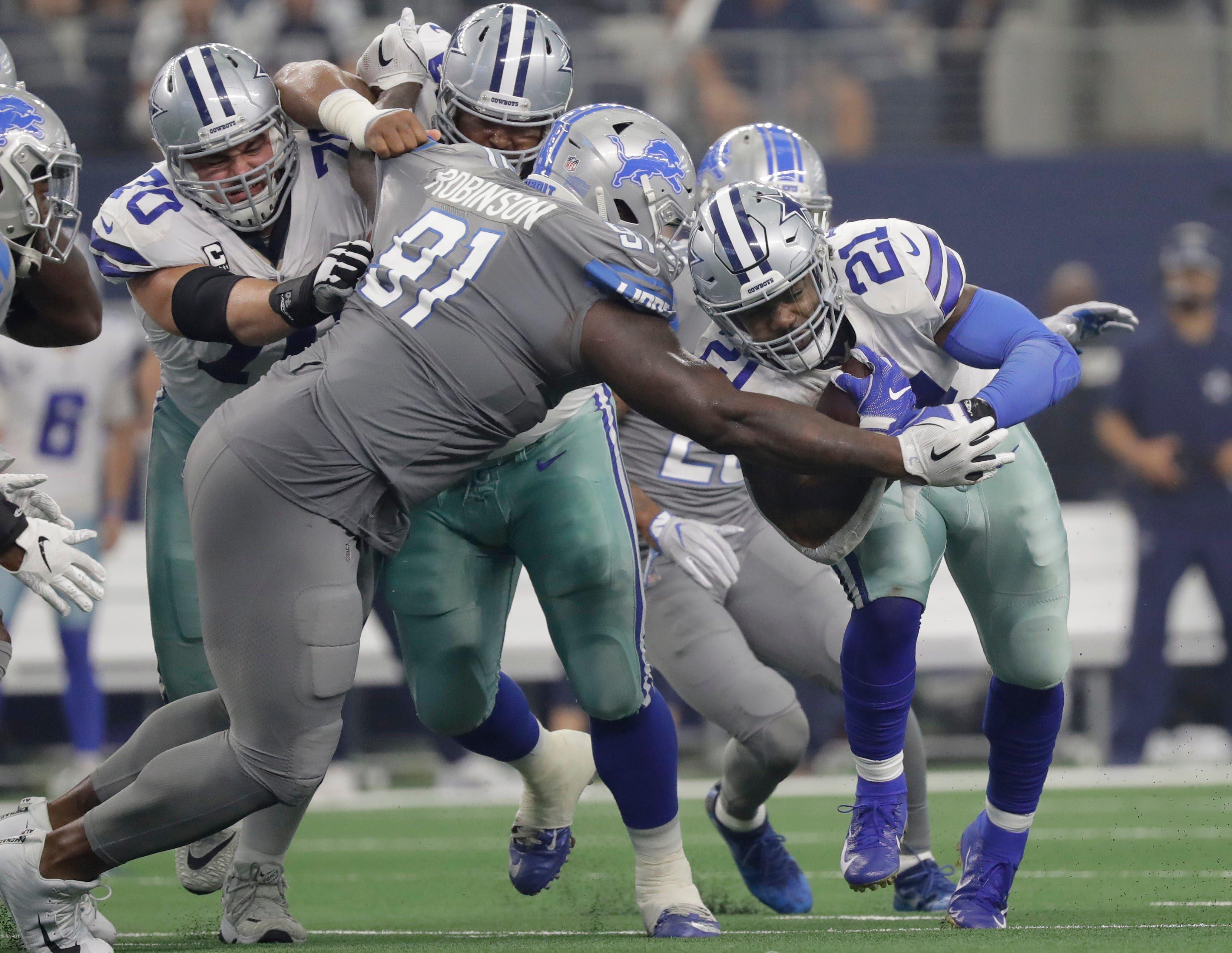 Detroit lions lose to dallas cowboys 3527 blog recap