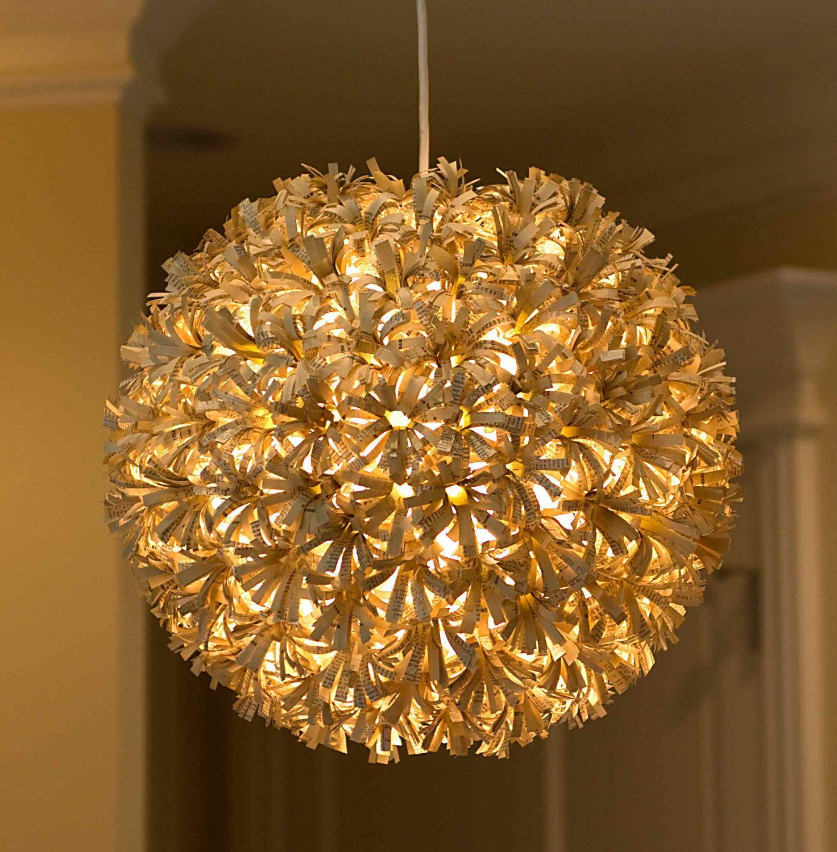 Decorative Light Balls Sidney Pendant Light$12999 Via Etsy Lighting  Pinterest