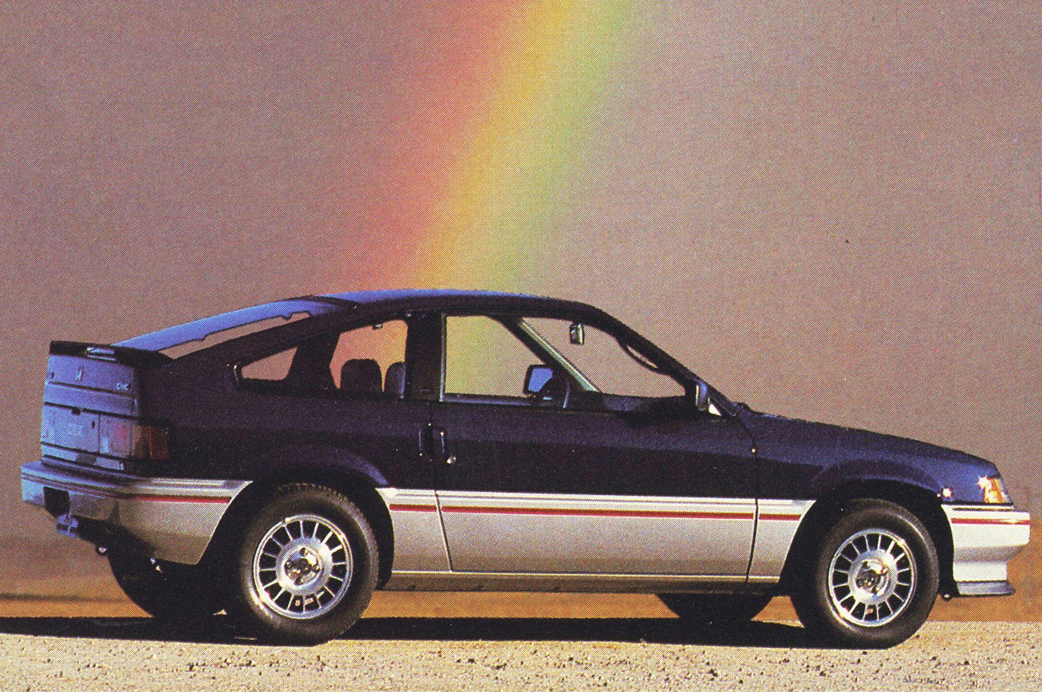 1984 Honda Civic Crx.   The Honda CRX.   Pinterest   Honda civic ...