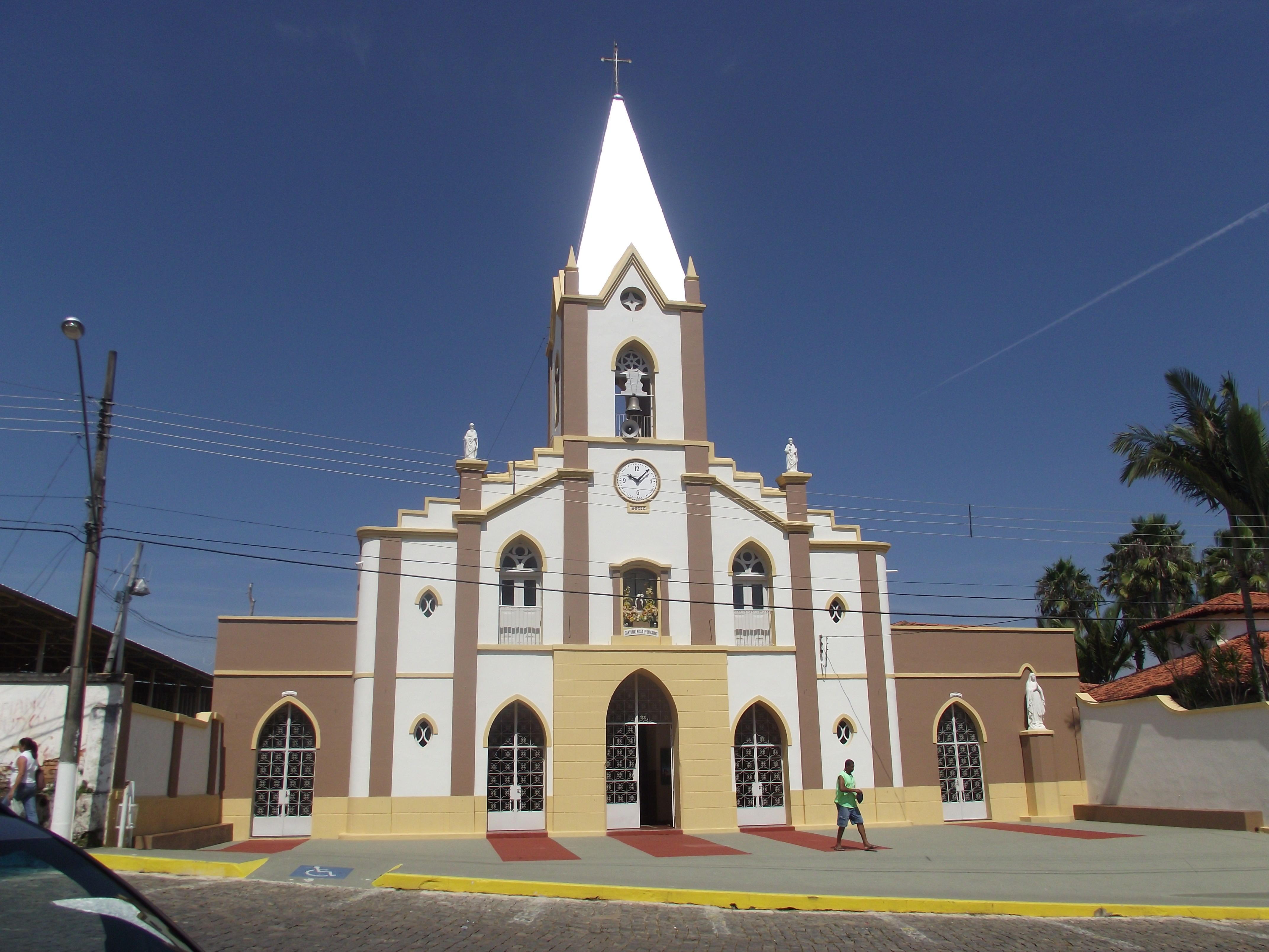 Igreja Carmo Da Mata Mg Igreja
