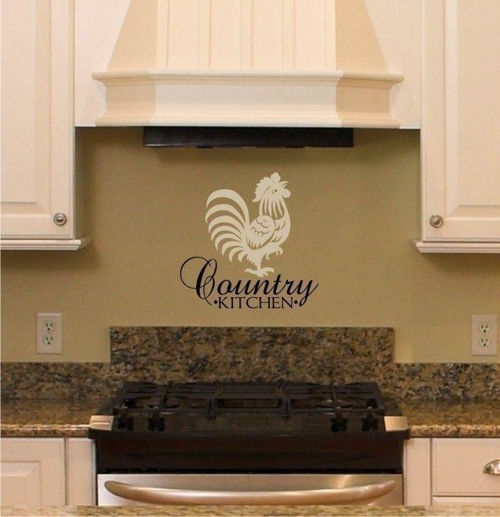 Country Kitchen Decorating Ideas Chicken Decor Country Kitchen Decor Chicken Home