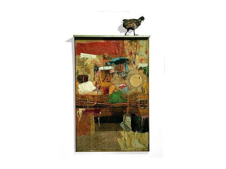 Robert RauschenbergAbstract ExpressionismPop ArtNeo Dadaist – new dada which is anti traditional artHis best work was know as Combines non-traditional material…