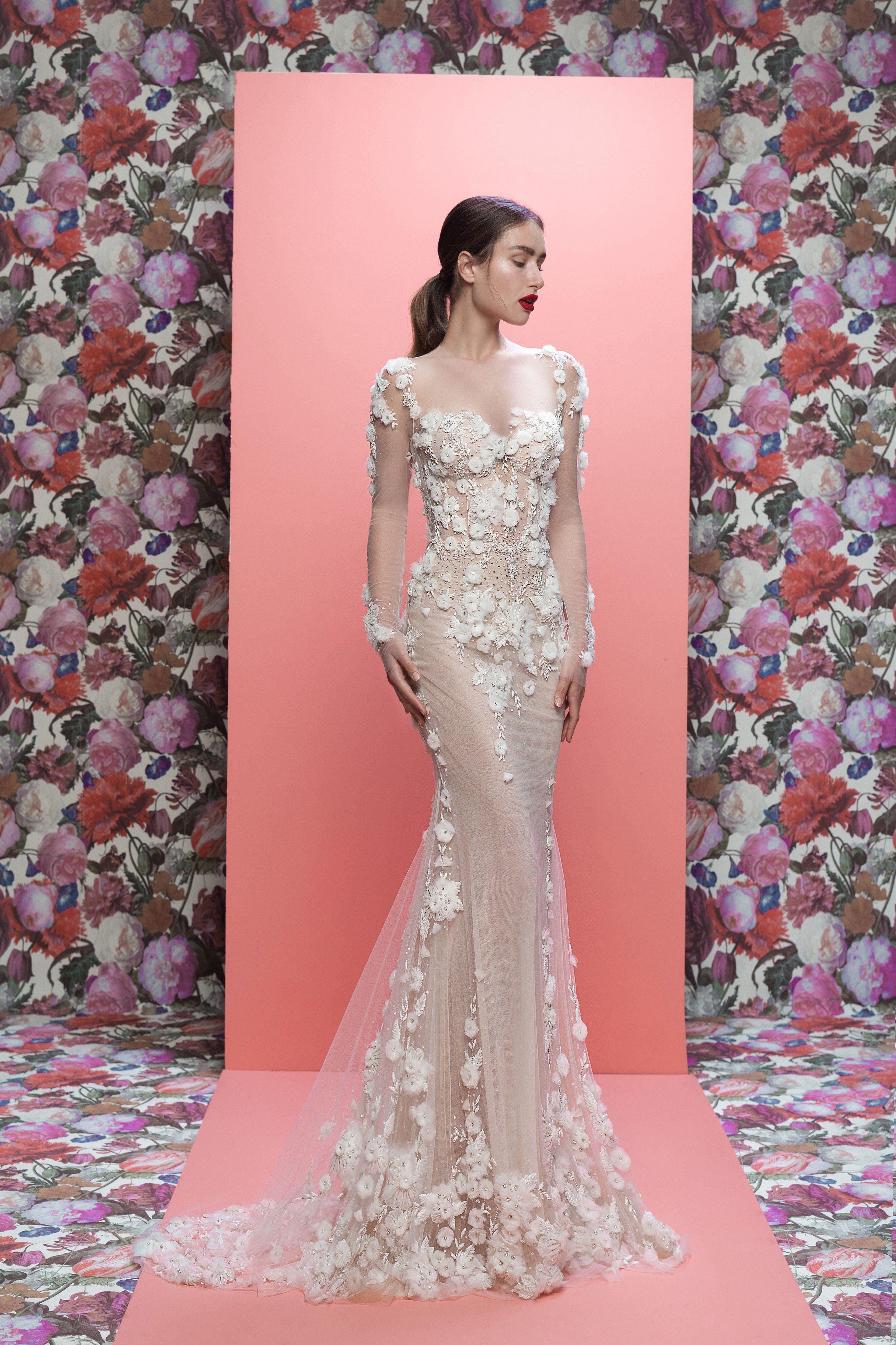 Galia lahav bridal spring 2019 fashion show collection