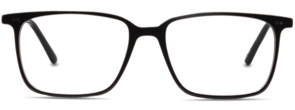 Phonetic Blue Light Glasses Emilio Black Light Blue Light Square Frames