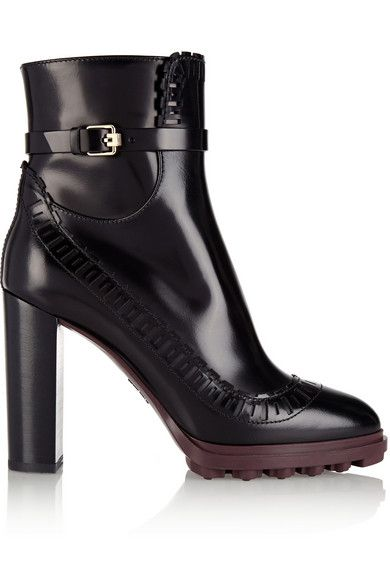 Ankle boot in Leather Tod's Lw2geq