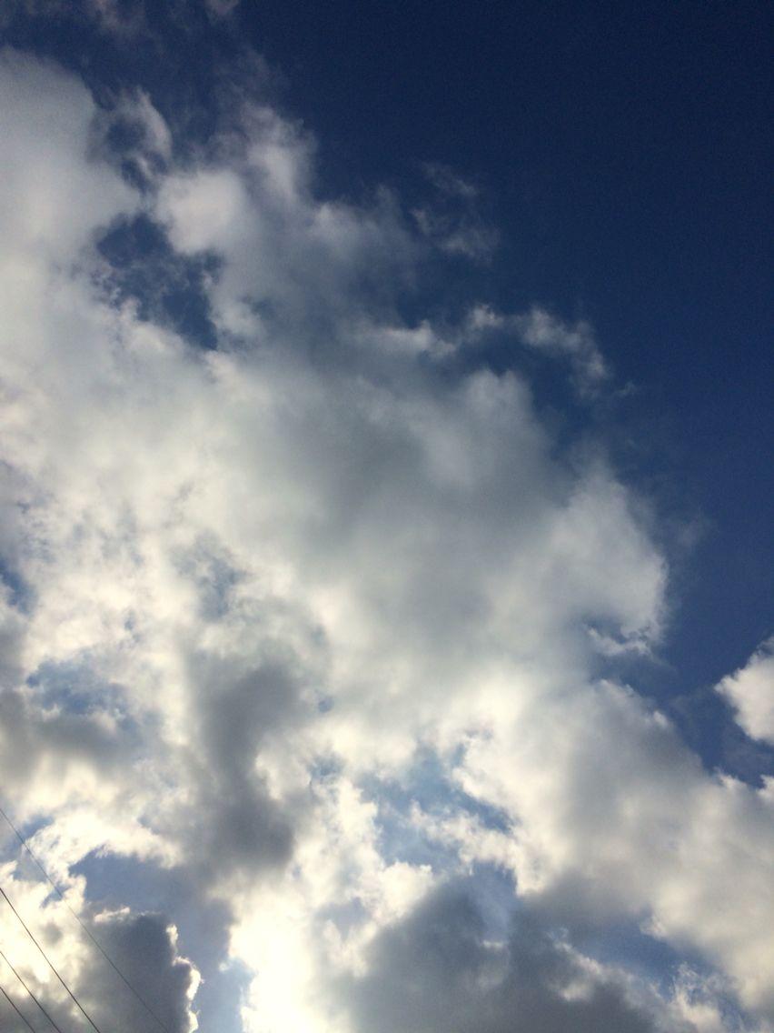 2015년 11월 27일의 하늘 #sky #cloud