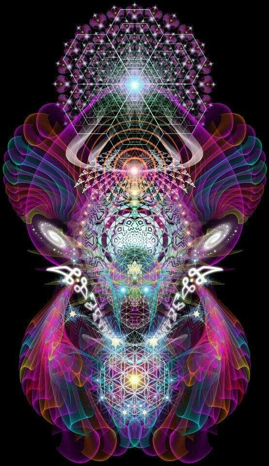 We are all intertwined within the divine thread of all life.