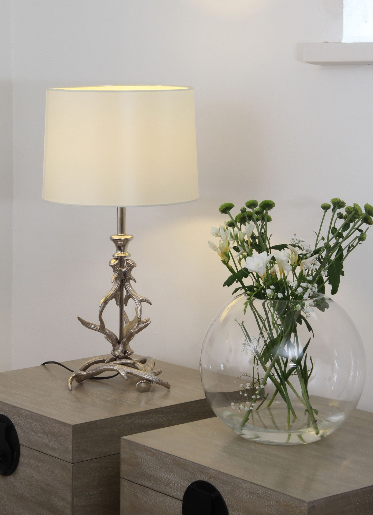 Antler Table Lamp Base