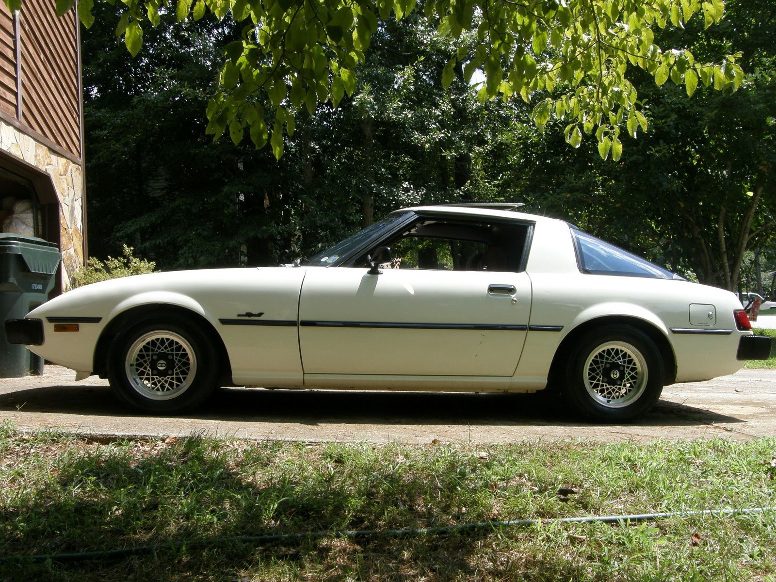 1980 Mazda RX-7 (FB) www.southbaymazda.com | Old School Mazda ...