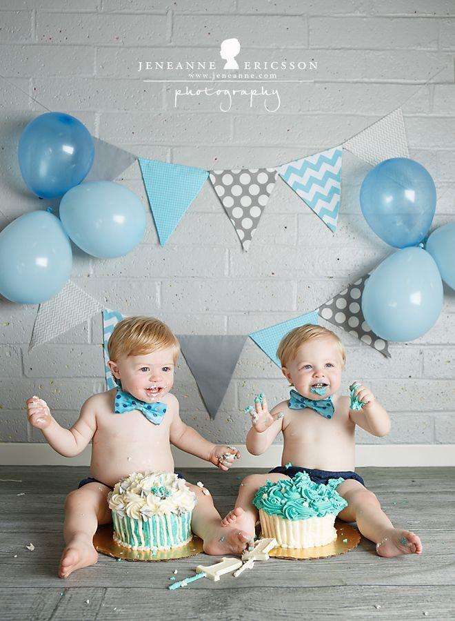 Поздравление с днем рождения 1 год близнецами