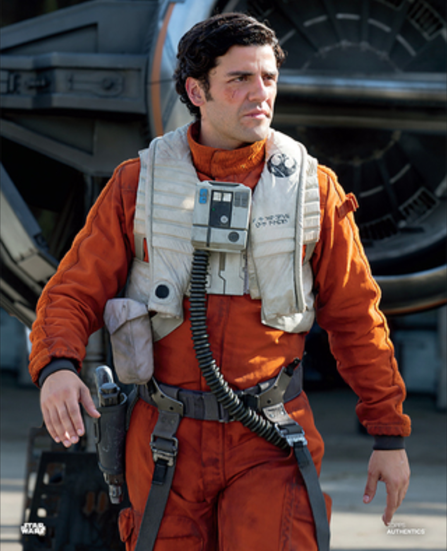 Poe Dameron Is Black Leader Poe Dameron Oscar Isaac Star Wars Movie