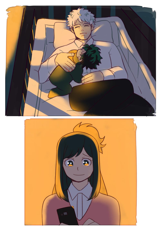 RANDOM PUNK ♥ ฅ(Wω눈ฅ) in 2020 Anime dad, My hero, Anime