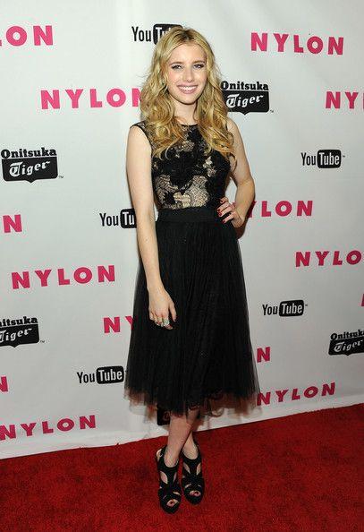 Emma Roberts Dresses