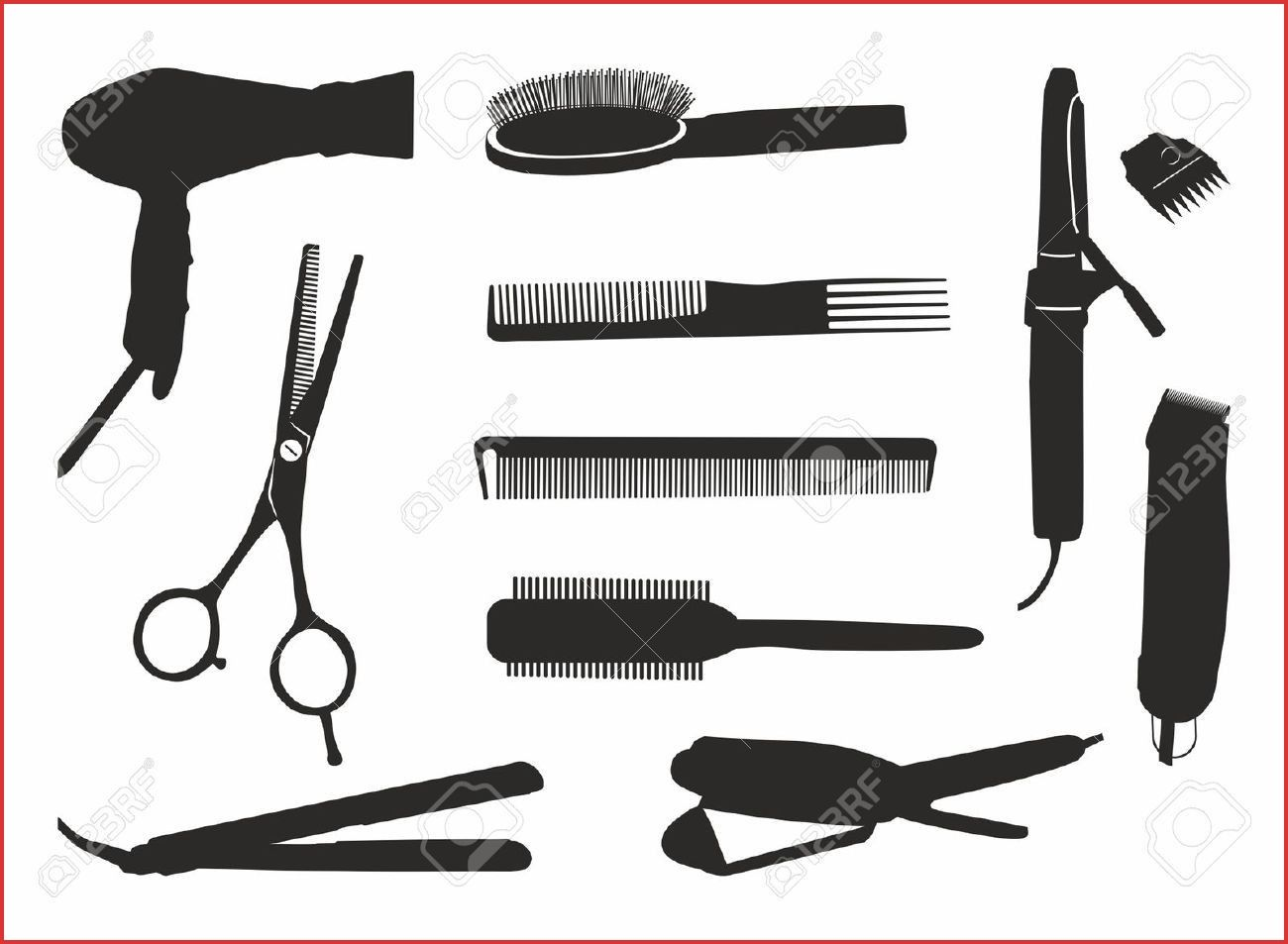 How To Choose Hairstyling Tools Hair Tools Hair Salon Tools Hair Mistakes
