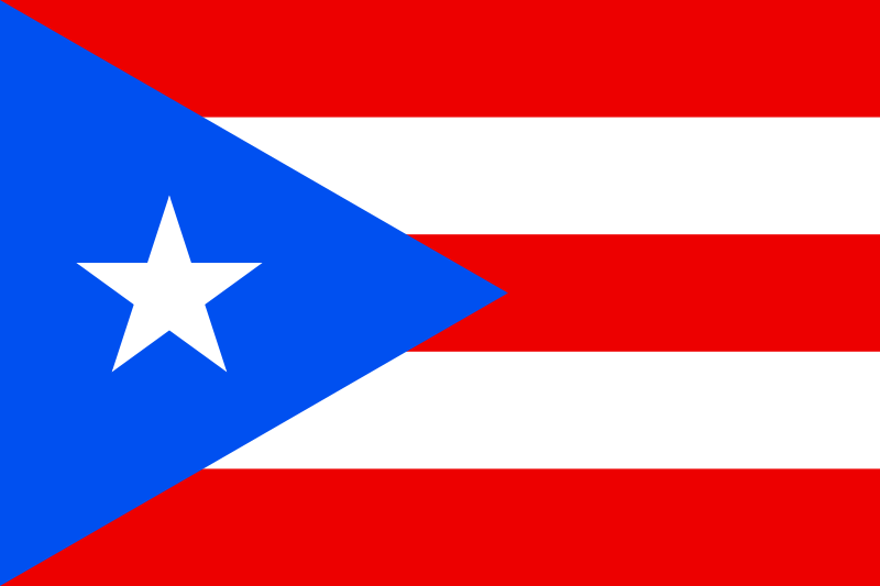 National Flag Of Puerto Rico From Http Www Flagsinformation Com Puerto Rico Country Flag Html Five Equal Ho Puerto Rican Flag Puerto Rico Flag Puerto Ricans