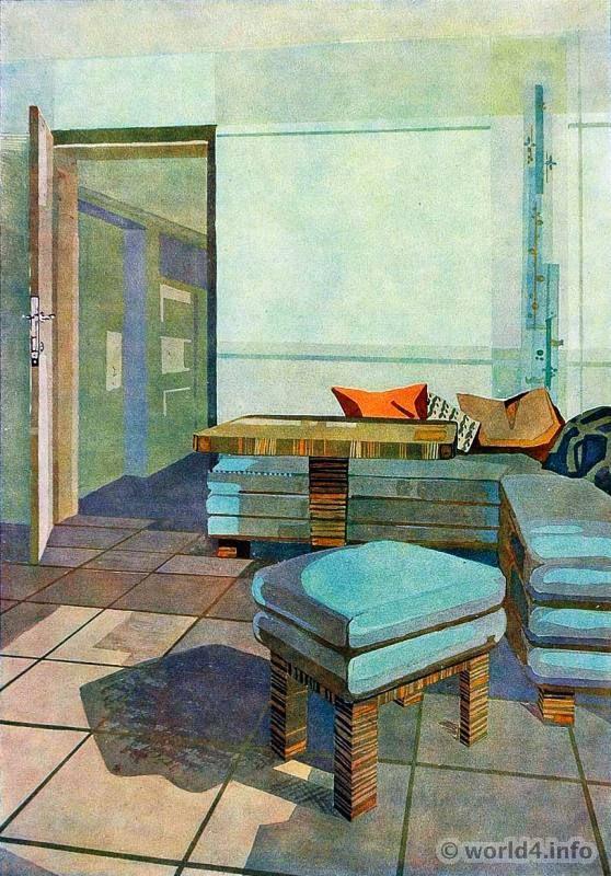 Living Room Interior Design  Inspiring Tips And Ideas To Help You Amusing 1930S Interior Design Living Room Inspiration