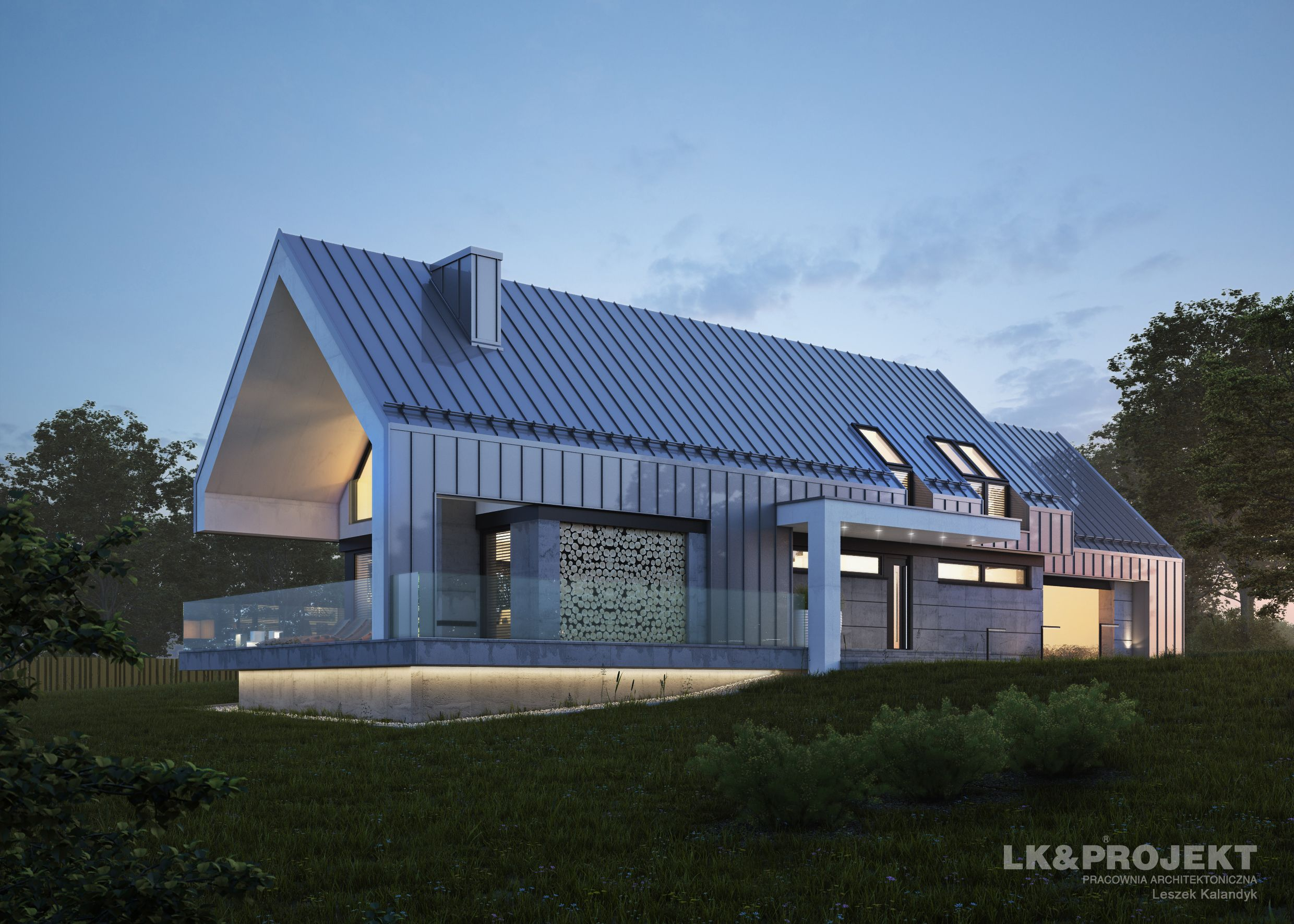 Traditional Home By Architecture Firm: LK U0026 Projekt