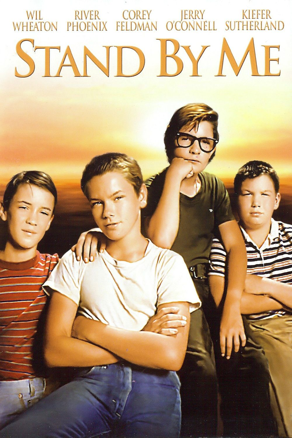 Things That Bring Back Memories Stand By Me Ttbbm I Movie Stand By Me Movies