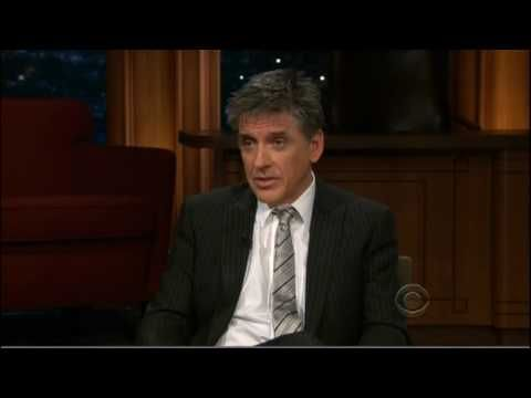 Craig Ferguson and Stephen Fry on the Late Late Show. A wonderful conversation between two under appreciated guys. 1 of 5. Just lovely.