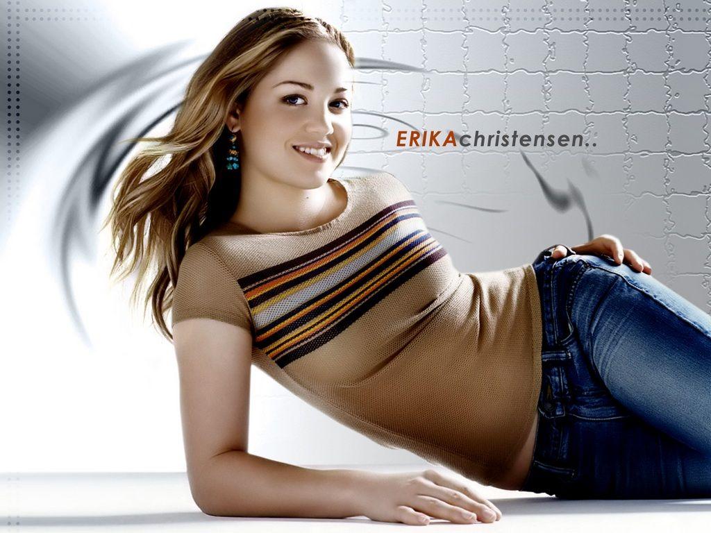 Erika christensen virginity