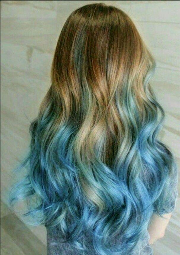 Pin by Eisblume on Hair | Pinterest | Colourful hair