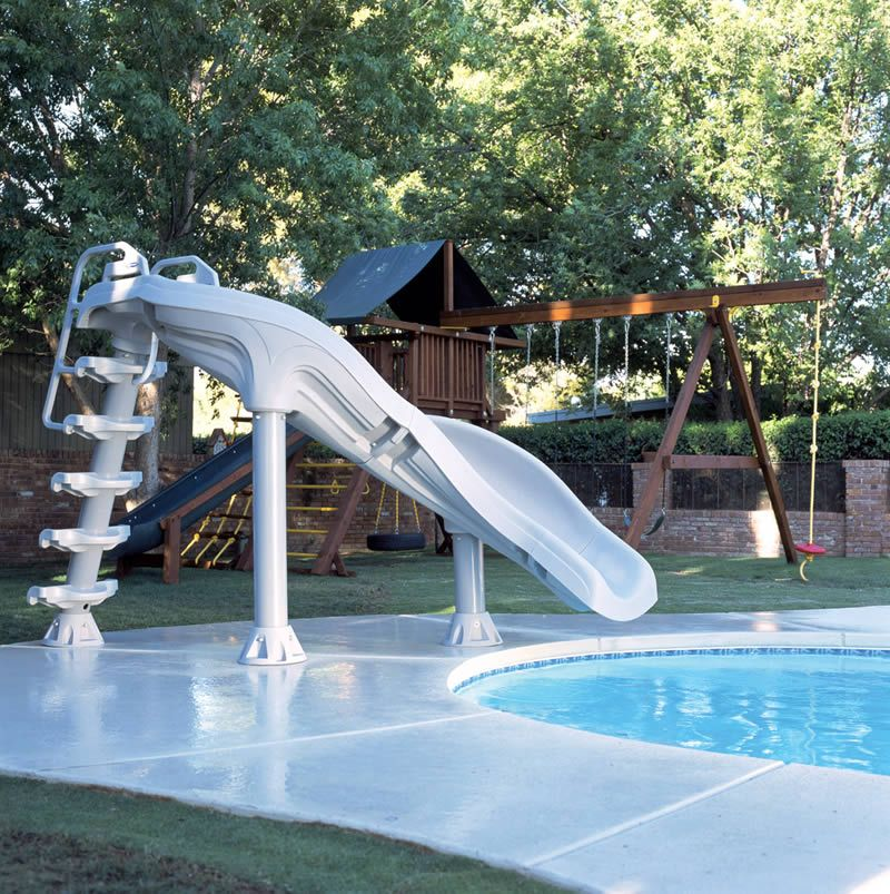 6 39 X Stream 2 Slide Pool Slides Pinterest Pool Slides Swimming Pool Slides And Swimming Pools