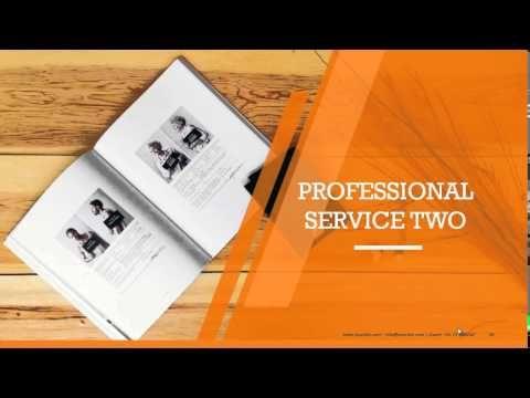 Company Profile PowerPoint Template - u0027Primeu0027 Template P - profile templates