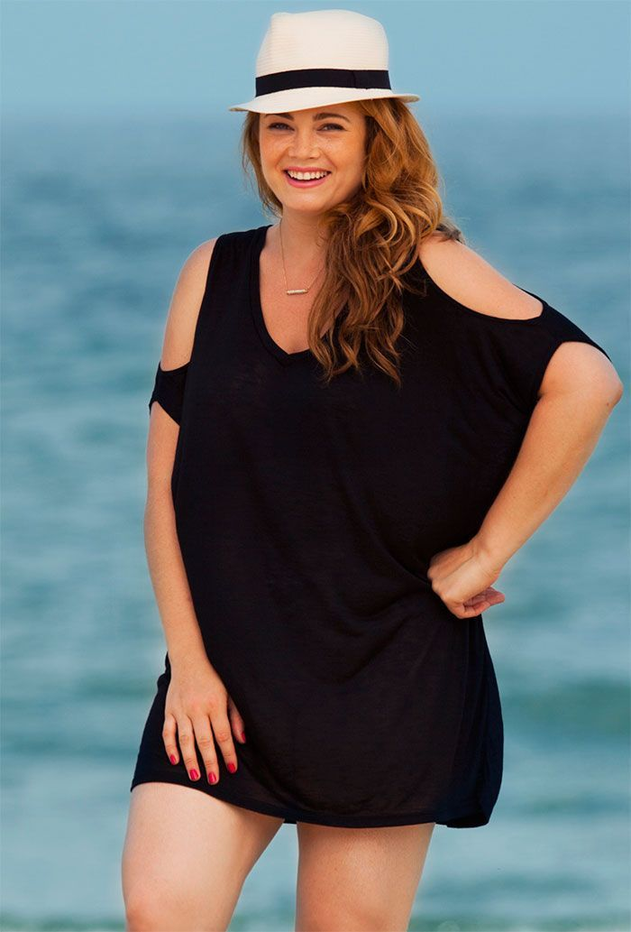 84482b00b0c Plus size cruise dresses which help enhance the natural beauty of the  bodies of the plus size women. The amazing range of cruise outfits for plus  size ...