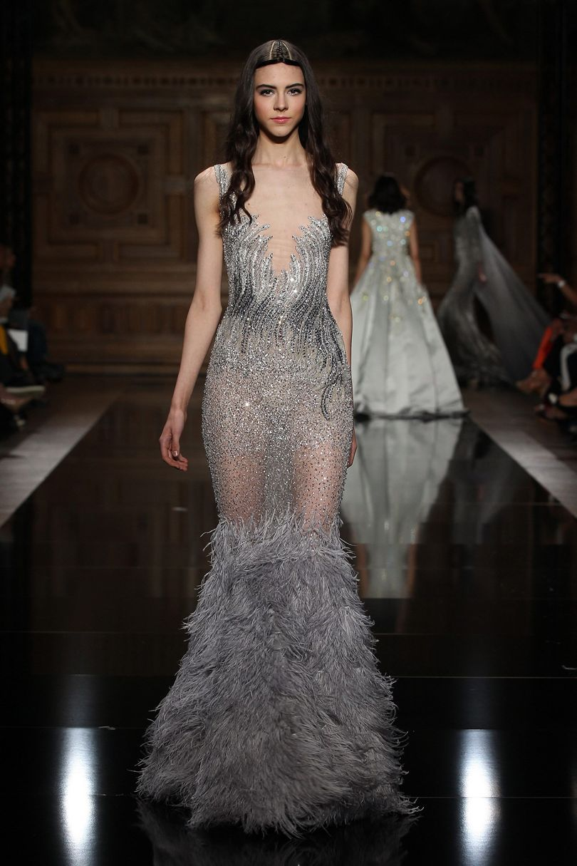 Tony ward autumnwinter couture tony ward couture and autumn