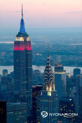 ESB | Chrysler Building | July 4th