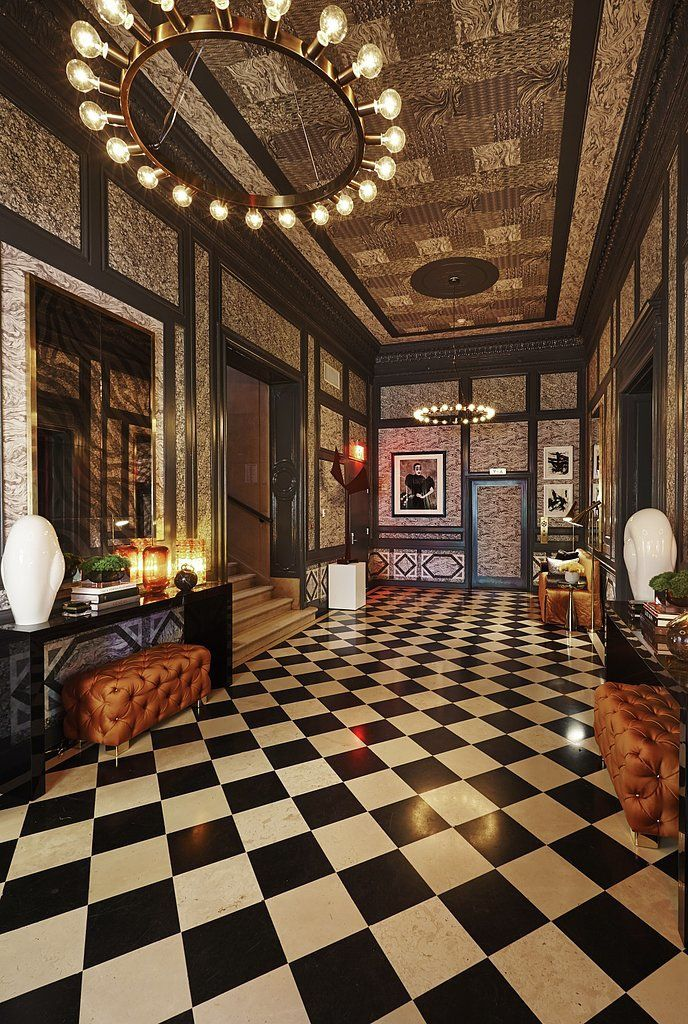 14 Practical Design Lessons From A Fantasy Mansion Show Home Entry Way Design Decor