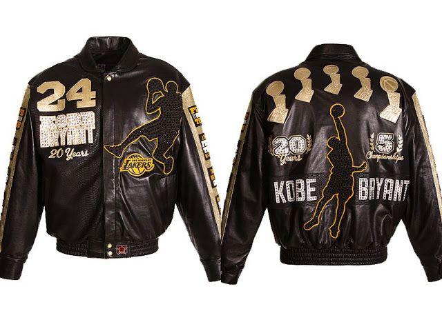 La Lakers 24 Collection Kobe Bryant Jacket Kobe Bryant La Lakers Kobe