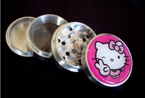 Hello Kitty 4 Piece Grinder Herb Spice Tobacco GH5 Master Price http://smile.amazon.com/dp/B0094JF99A/ref=cm_sw_r_pi_dp_wglFub08RA45X