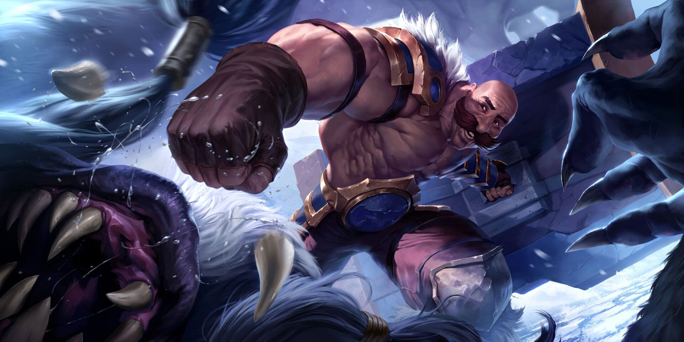 Braum Art Legends Of Runeterra Art Gallery League Of Legends League Of Legends Characters Lol League Of Legends
