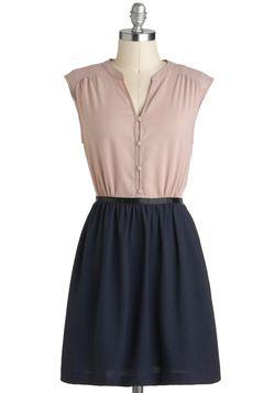 $49.99 Countryside Mile Dress, #ModCloth