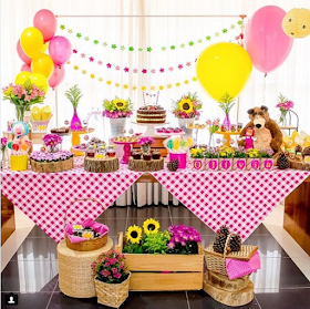 21+ Decoracion de fiesta para nina de 4 anos inspirations