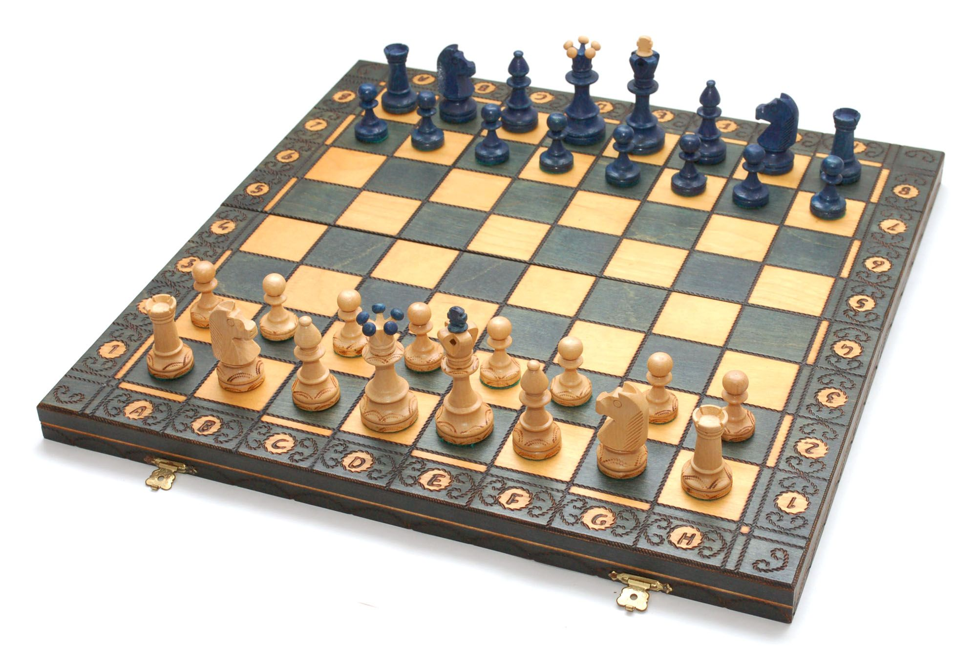 Set up a Chessboard How to play chess, Chess, Chess players