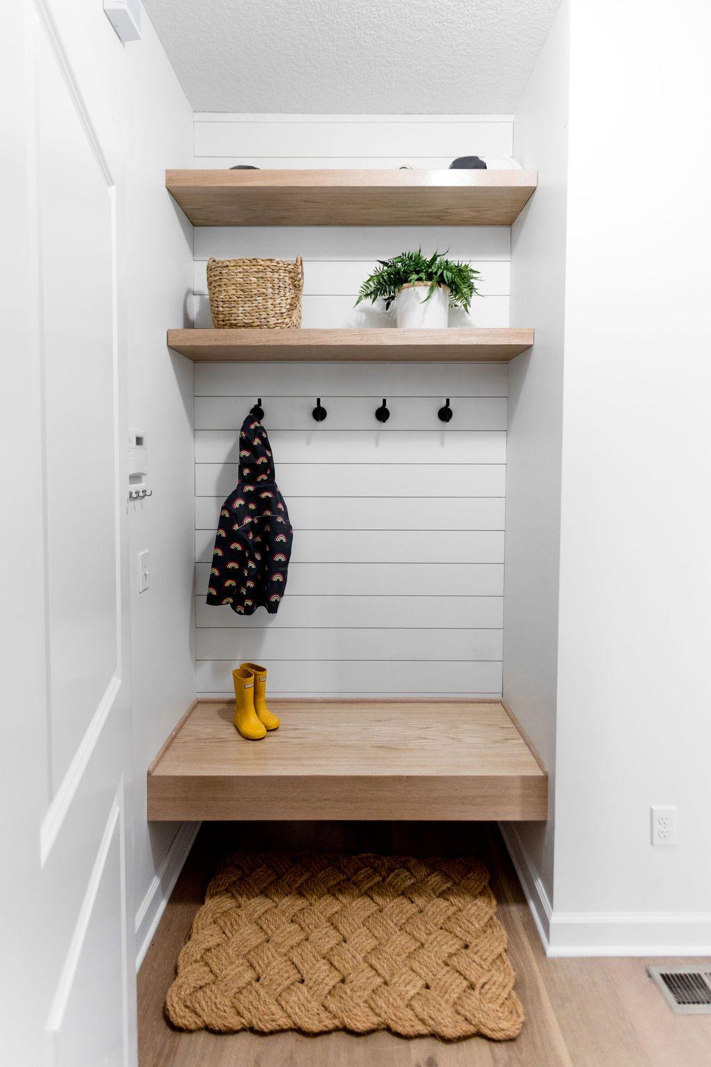 Queensland Mudroom Refresh Construction2style Mud Room Storage Small Mudroom Ideas Mudroom Decor