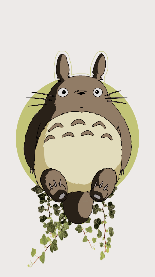 Semi Hiatus My Neighbour Totoro Spirited Away Wallpapers Req D In 2020 Totoro Art Ghibli Artwork Totoro Drawing