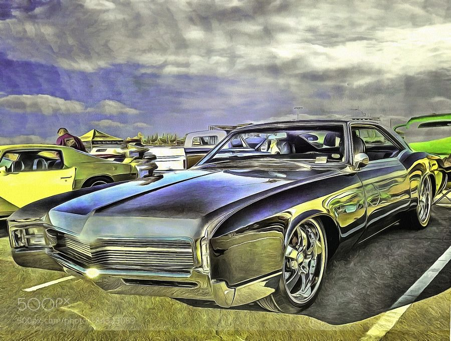 Buick Riviera At The Good Guys Car Show In Scottsdale Arizona - Westworld scottsdale car show