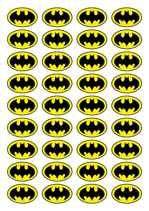 45 batman logo batman sticker decal batman wall by purplepollen