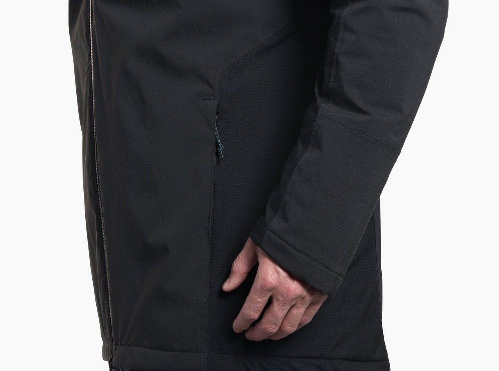 M S Kopenhagen Insulated Shell In Men S Outerwear Kuhl Clothing Mens Outerwear Clothes Waterproof Fabric