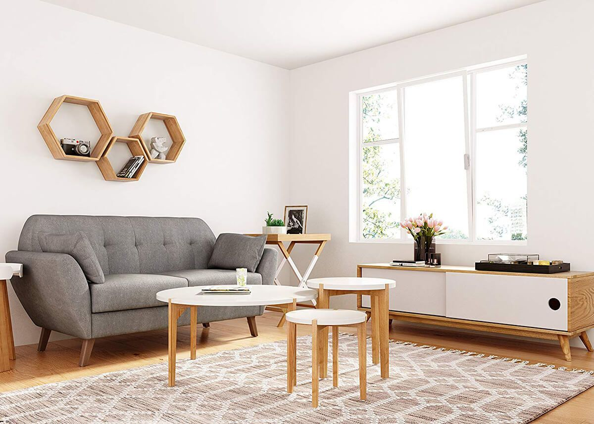 20 Stylish Scandinavian Living Room Ideas that will Transform Your ...