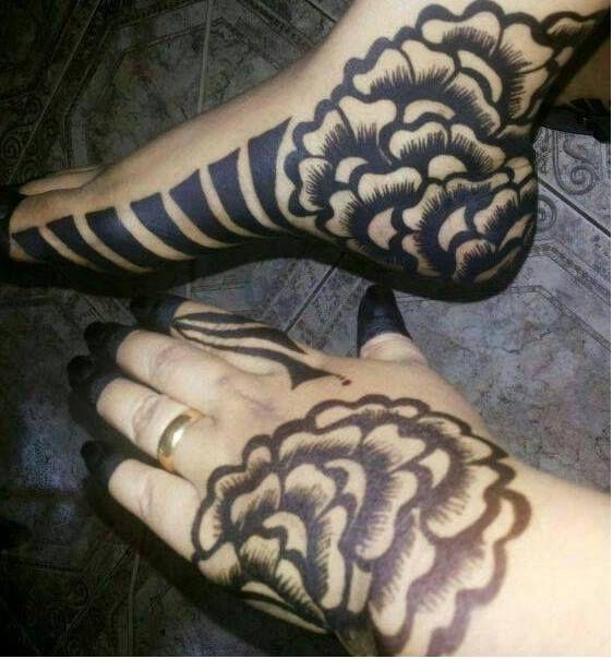 Sudanese Henna Henna Designs Feet Henna Designs Foot Henna