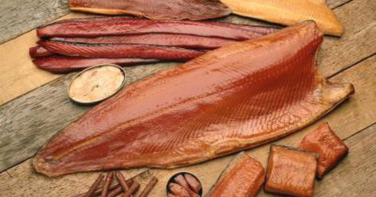 How to Smoke a Kingfish Smoked fish