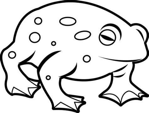 toad clip art black and white yahoo search results bulletin rh pinterest co uk free clipart of a toad toad clipart black and white